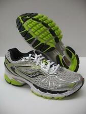 New Saucony ProGrid Ride 4 Running Training Shoes Sneakers White Lime Womens