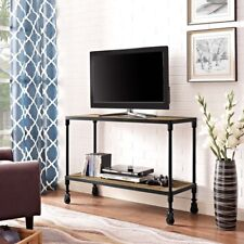 Modway Raise Wood TV Stand - Brown