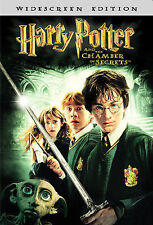 Harry Potter and the Chamber of Secrets  DVD, 2007, Widescreen