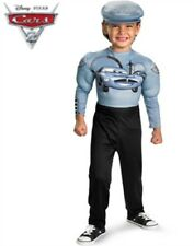 Child Cars Finn McMissile Muscle Costume