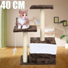 70CM CAT TREE KITTEN SCRATCHING POST SCRATCHER POLE TOYS PET GYM HOUSE BED OZ RS
