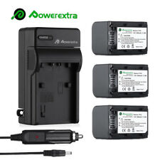 1500mAh NP-FH70 Battery & Charger for Sony NP-FH30 NP-FH40 NP-FH60 NP-FH100 USA