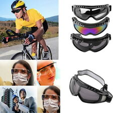 Airsoft Goggles Tactical Paintball Glasses Wind Dust Motorcycle Protection B BU