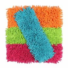 Handy Chenille Microfiber Mop Heads Flat Replacement Household Mop Head Clean