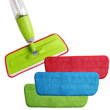 Microfiber Spray Mop Replacement Head Pads Floor Cleaning Cloth Mop Accessories
