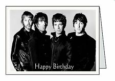 OASIS Personalised A6 or A5 Birthday Cards G16 Greeting Thank You Welcome