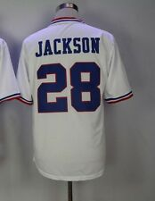 Jersey baseball Bo Jackson Chicks white movie 28 American jerseys stitched men