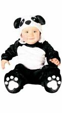 Toddlers Baby Panda Animal Zoo Fancy Dress Costume Infants Outfit