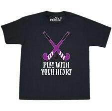 Inktastic Field Hockey Player Coach Team Gift Youth T-Shirt Sports Apparel Staff