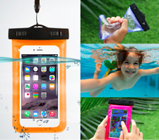 6.5 Inch Underwater Pouch Waterproof Dry Phone Bag Case Cover iPhone 7 Plus 6 8