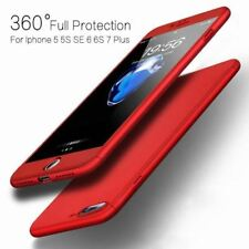 Classy 360 Degree Full Body Hard Cover Case For iPhone Plus Hybrid Shockproof  W
