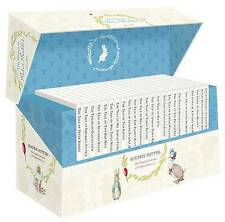 The World of Peter Rabbit 23 Books Complete Collection Box The Beatrix Potter