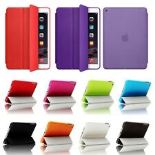 Smart Crystal Transparent Clear Folding Stand Case Cover For Apple iPad Mini 2/3