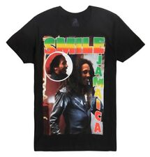 Bob Marley SMILE JAMAICA T-Shirt NEW 100% Authentic & Official