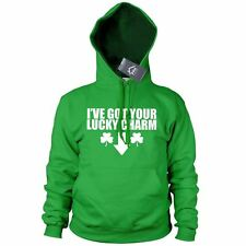 Ive Got Your Lucky Charm Rude St Patricks Day Hoodie Ireland Hoody Gift Drunk P9