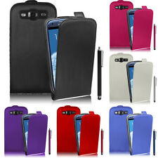 Protective Cover for Samsung Galaxy S3 i9300 i9305 Stylus Phone Flip Case