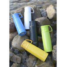 Double Walled Insulation Hot or Cold Travel Mug Sports Water Camping Bottle