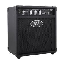 NEW PEAVEY MAX 158 20W RMS PRACTICE BASS GUITAR COMBO AMPLIFIER