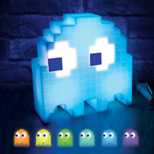 Pac Man Ghost Light USB Powered Multi-color Lamp 16 Colors Light Reacts to Music