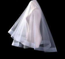 Charming Bridal Veil White Ivory One Layer Tulle Veils Wedding Party Accessories