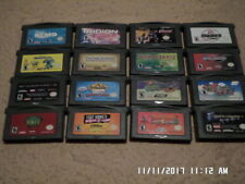 LOTS Of Gameboy Advance Games to Choose from: Buy 10 & Get FREE Shipping (GBA)