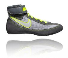 NIKE SPEEDSWEEP VII MENS WRESTLING 7 SHOES SILVER / VOLT / SILVER