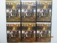 Heroes Season 1 Disc Replacement DVD Disc Only