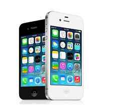 "Apple iPhone 4S - iOS 32GB 3.5"" 3G WIFI Smartphone - White/Black - Unlocked"