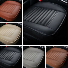 3D PU Leather Universal Car Seat Cover Breathable Pad Mat for Auto Chair Cushion