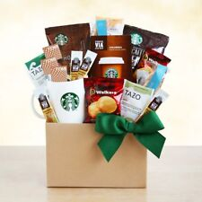 Starbucks Special Sweets & Treats Gift Basket