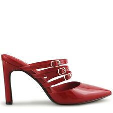 Wittner Ladies Shoes Red Patent leather Heels