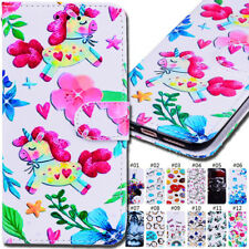 For Apple iPhone Flip Shockproof PU Leather Back Card Protective Skin Case Cover