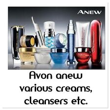 Avon Anew Night/day Creams, Cleansers, Clinical & Samples. ***FREE P&P***
