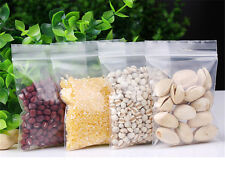 Various sizes and quantity Resealable Zip Lock plastic bags BULK + FREE SHIP