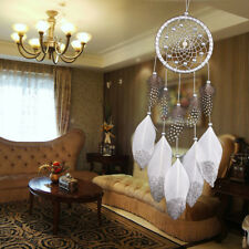 Car Home Feathers Beads Dream Catcher Hanging Decoration Wall Ornament Reliable
