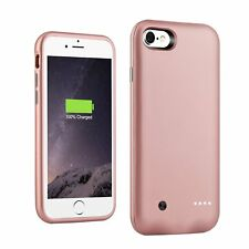 iPhone 7 8 3000mAh Battery Charging Case External Power Backup Charger Cover