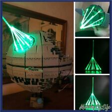 LED Light Kit ONLY For Lego 10143 75159 10188 Star Wars Death Star II Ultimate
