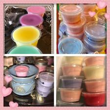 Highly Scented Soy Blend Wax Melt/Tarts . -  Soy Blend shots..PICK YOUR SCENTS!