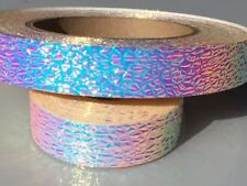 "3/4"" Radiant Sunrise Texture Translucent Hula Hoop Grip Tape  - You Pick Length"