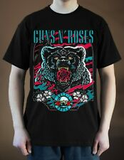 GUNS N' ROSES Band Logo ver. 4 T-Shirt  (Black) S-5XL