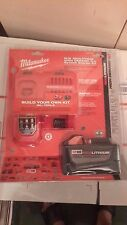 MILWAUKEE 48-59-1890 M18 RED LITHIUM HD 18V 9.0 AH LI-ION BATTERY CHARGER NEW