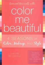 Reinvent Yourself with Color Me Beautiful (Paperback or Softback)