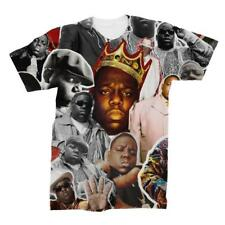 The Notorious B.I.G. Biggie Smalls BIG T-Shirt Unisex Men Women Shirt Size