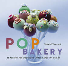 O`Connell  Clare-Pop Bakery  BOOKH NEW