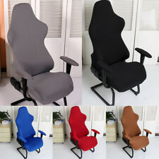 Swivel Chair Cover With Armrest Cover Office Seat Swivel Armchair Protector