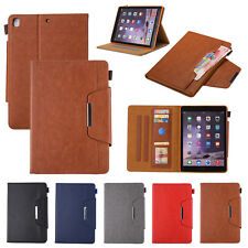 NEW Smart Leather Magnetic Flip Stand Case Cover For iPad Air/mini/2017/Pro 9.7""