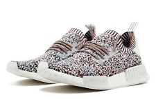 "NIB ADIDAS NMD_R1 PRIMEKNIT #BW1126 ""COLOR STATIC"" Size: 8 / 8.5  (DEADSTOCK)"