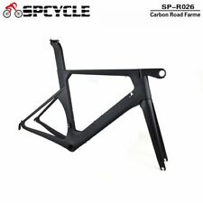 Monocoque Aero Carbon Road Frame OEM Carbon Road Bicycle Frames One Piece Mould