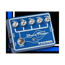NEW PLUSH FX PEDALS BLUES FLAME OVERDRIVE GUITAR EFFECTS PEDAL