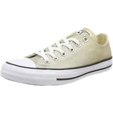 Converse Chuck Taylor All Star Ombre Metallic Ox Light Gold Synthetic Trainers